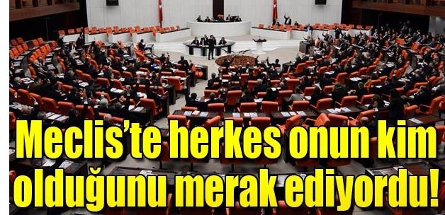 Meclis'in gizemli moda polisi konuştu