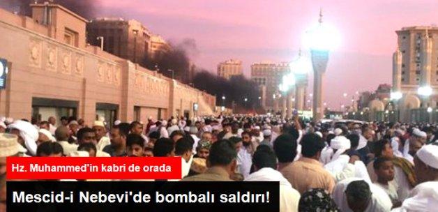 Medine Mescid-i Nebevi Yakınlarında Bombalı Saldırı!