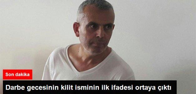 Mehmet Dişli'nin İlk İfadesi: Bütün Görüşmeleri Komutanın Emriyle Yaptım