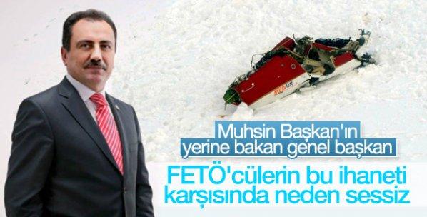 Muhsin Yazıcıoğlu'nun suikastçilerini ödüllendirmişler