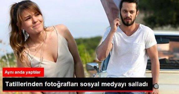 Murat Boz, Sevgilisi Aslı Enver ile Tatilde