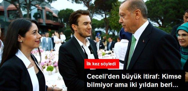 Mustafa Ceceli Müezzinlik Yaptığını İtiraf Etti