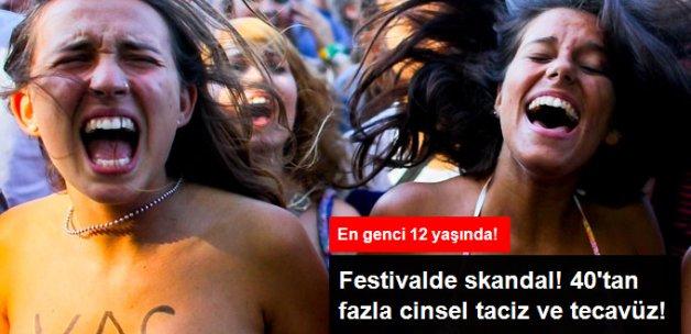 Müzik Festivallerinde 40'tan Fazla Taciz ve Tecavüz Olayı Yaşandı