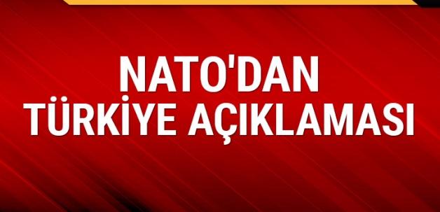 NATO'dan Türkiye destek açıklaması