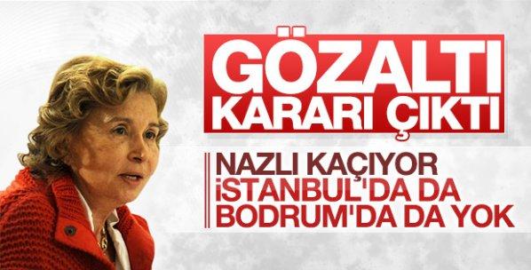 Nazlı Ilıcak'ın da aralarında bulunduğu 42 gazeteci için gözaltı kararı!