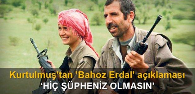 Numan Kurtulmuş'tan 'Bahoz Erdal' açıklaması