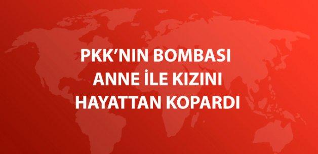 Nusaybin'de Tuzaklanmış Bomba Patladı: 2 Ölü
