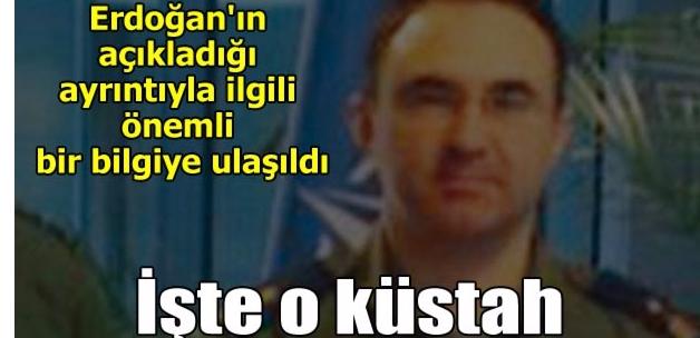 Org. Akar'a, Gülen teklifini sunan isim!