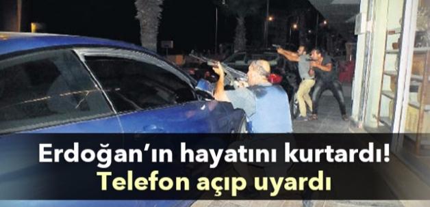 Orgeneral Ümit Dündar, Erdoğan'ın hayatını kurtardı