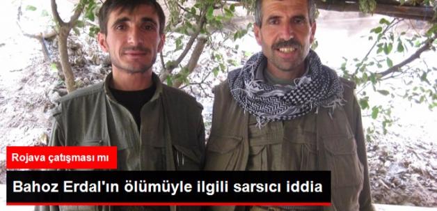 PKK'da Suriye Çatlağı: Bahoz Erdal İnfaz Edildi