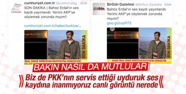 PKK Bahoz Erdal yaşıyor iddiasında