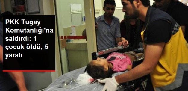 PKK'nın Havan Mermisi Otomobile İsabet Eti: 1 Ölü, 5 Yaralı