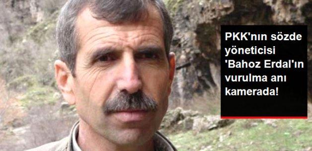 PKK'nın Sözde Yöneticisi Bahoz Erdal'ın Vurulma Anı!
