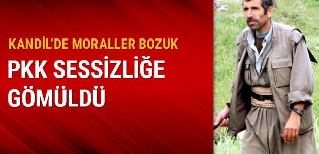 PKK sessizliğe gömüldü