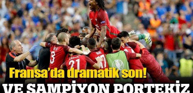 Portekiz, Fransa'yı uzatmada yıktı!