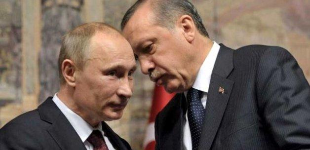 Putin Erdoğan'ı Aradı!