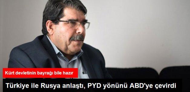 PYD Eş Başkanı: Rojava Federasyonundan Vazgeçmeyeceğiz