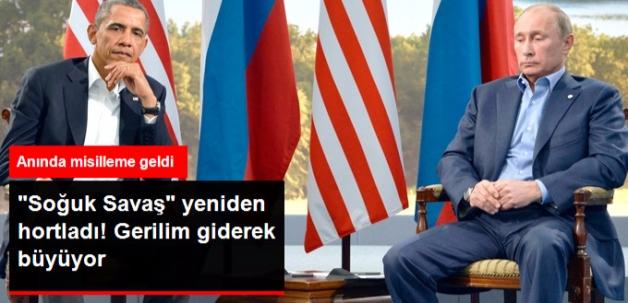Rusya-ABD Gerilimi Büyüyor!