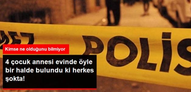 Samsun'da Bir Kadın Tüfekle Vurulmuş Halde Ölü Bulundu
