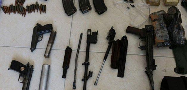 Şanlıurfa'da DEAŞ'ın suikastçıları ve canlı bomba yakalandı!