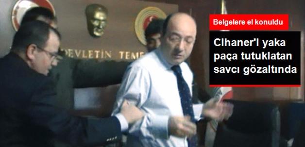 Savcı Osman Şanal Gözaltına Alındı