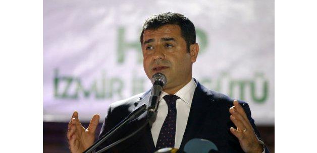 Selahattin Demirtaş: Referanduma gidelim diyerek haksızlık yaptım!