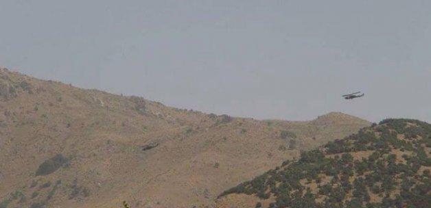 Şemdinli'de çatışmada 1 şehit, 4 yaralı