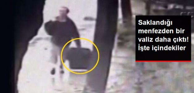 Seri Cinayet Zanlısı Atalay Filiz'e Ait Yeni Valiz Bulundu