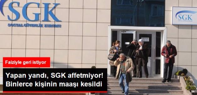 SGK Hileli Boşanmayı Affetmiyor
