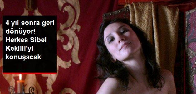 Sibel Kekilli, 2 Sinema Filmiyle Setlere Geri Dönüyor