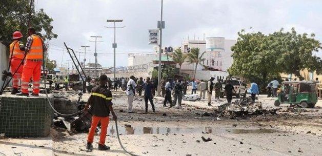 Somali'de bombalı saldırı! 15 ölü!
