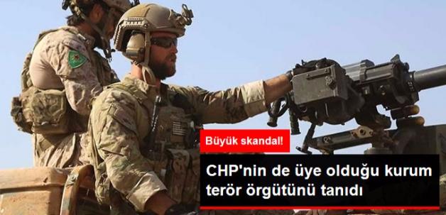 Sosyalist Enternasyonal YPG'yi Tanıdı