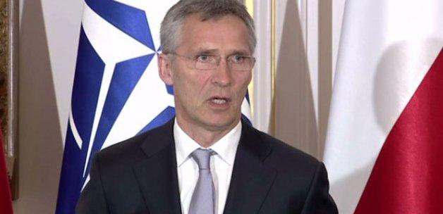 Stoltenberg: 'Birleşik Krallık'ın NATO'daki yeri değişmez'