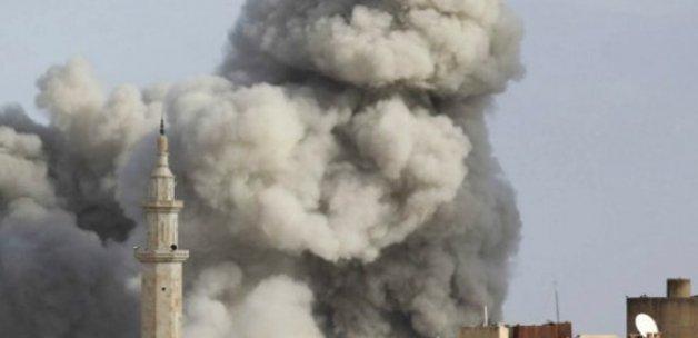 Suriye sınırında bombalı saldırı: 12 ölü