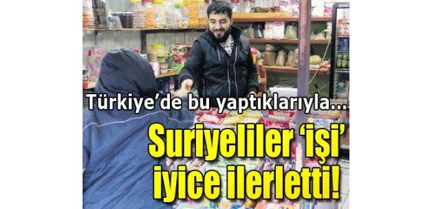 Suriyeliler Türkiye'de 4 bin 456 şirket kurdu!