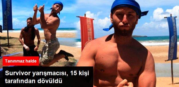 Survivor Yarışmacısı Taner Tolga Tarlacı'yı 15 Kişi Dövdü