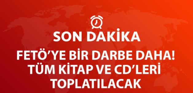 Terör Örgütü Lideri Gülen'in Kitaplarının Toplatılmasına Karar Verildi