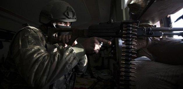 Teröristlerin hain planını asker bozdu