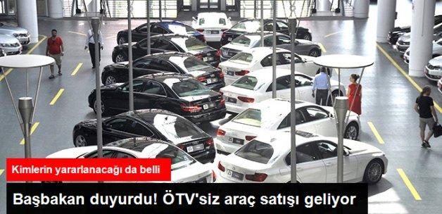 Ticari Aracını Değiştirmek İsteyene ve Şehit Yakınına ÖTV'siz Araçlar