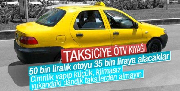 Ticari araçlarını değiştirmek isteyenlere ÖTV müjdesi