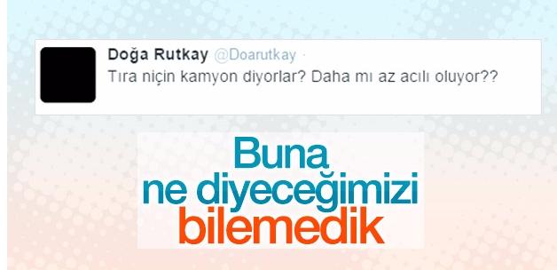 """""""TIR'A NİÇİN KAMYON DİYORLAR"""