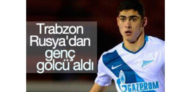 Trabzonspor Ramil Sheidaev'i remen açıkladı