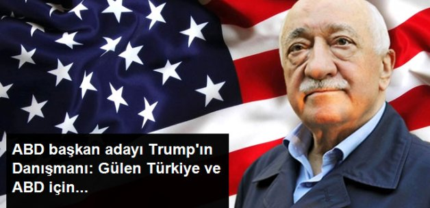 Trump'ın Danışmanı: Gülen, Hem Türkiye Hem de ABD İçin Tehdittir