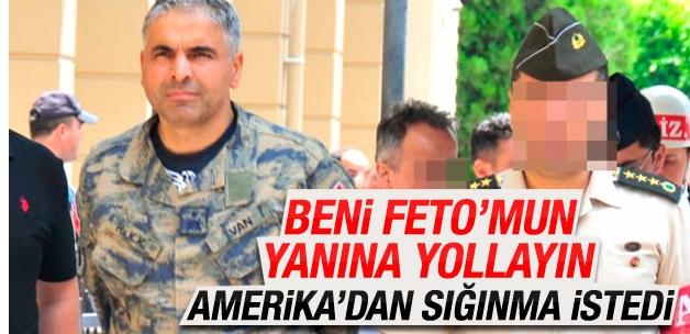 Tuğgeneral Van ABD'den sığınma talebinde bulundu