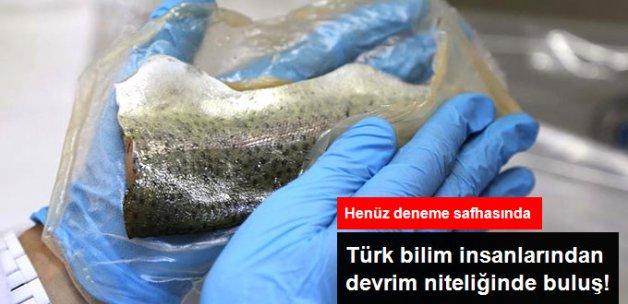 Türk Bilim İnsanları Yenilebilir Ambalaj Üretti