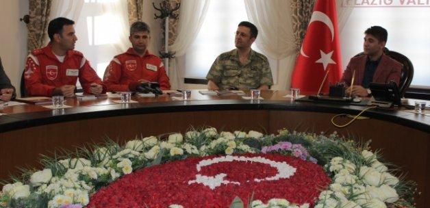 Türk Yıldızları Elazığ'da gösteri yapacak