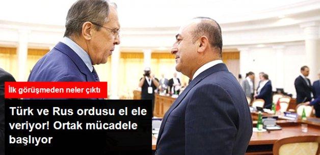 Türkiye ve Rusya'dan Teröre Karşı Ortak Mücadele