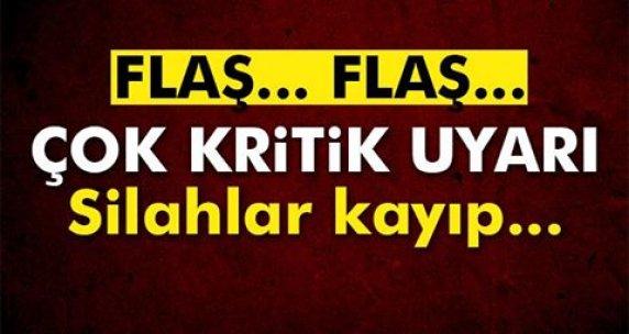 'TÜRKSAT'ın kayıp silahları' alarmı