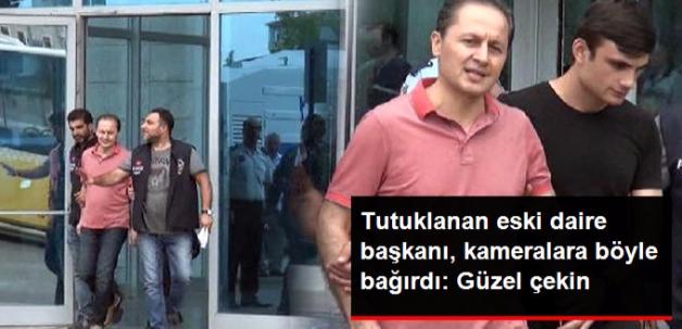 Tutuklanan Eski HSYK 1. Daire Başkanı Okur'dan Gazetecilere: Güzel Çekin
