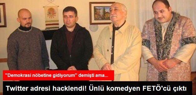 Ünlü stand-upçı Atalay Demirci'nin resmi Twitter hesabı, Ay-Yıldız Team hacker grubu tarafından ele geçirildi.